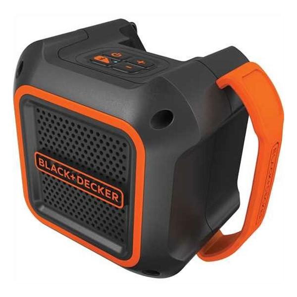 Black&Decker 18V Bluetooth-Lautsprecher