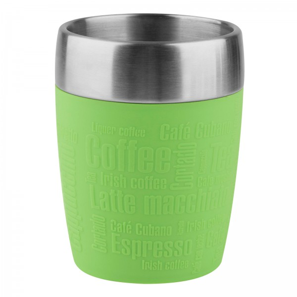 EMSA 515679 TRAVEL CUP Isolierbecher 0,2 L weiß