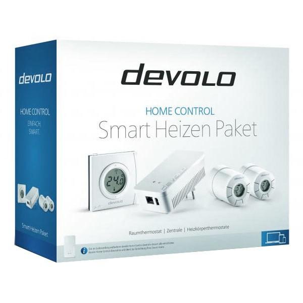 Devolo Home Control Smart Heizen Paket