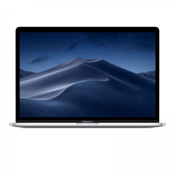 """Apple MacBook Pro (2019) 15"""" Silber / TouchBar / CI7(Gen9)-2.6G / 16 GB / 256 GB SSD / Radeon Pro 555X - 4GB / MV922D/A"""