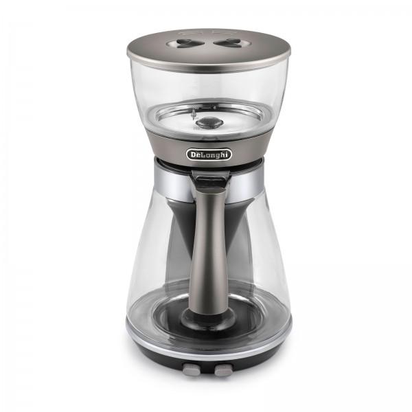 DeLonghi ICM 17210 CLESSIDRA Kaffeeautomat silber