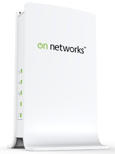 On Networks N150 WLAN Router + ADSL2+ Modem (WiFi, RJ-45, Annex-B)