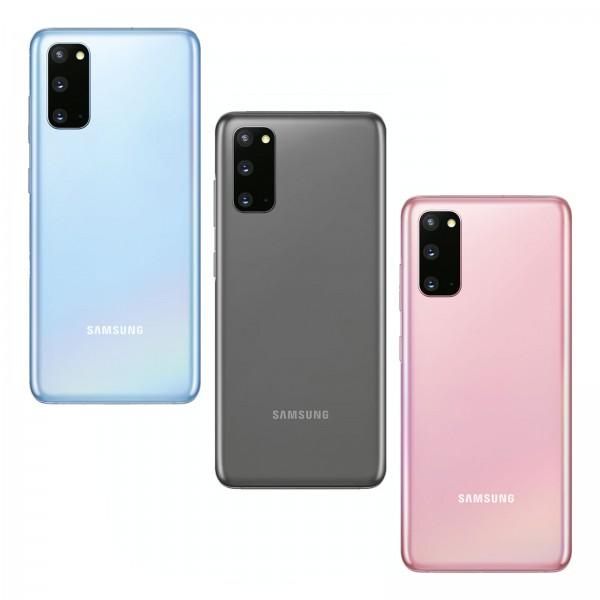 Samsung Galaxy S20 4G 128GB blau DS