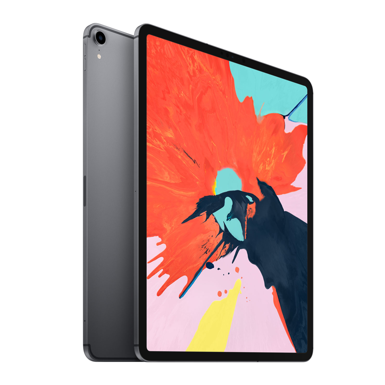 apple ipad pro 12 9 inch 64gb space grau cellular. Black Bedroom Furniture Sets. Home Design Ideas