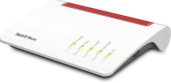AVM FRITZ!Box 7590 DSL Modem & High End WLAN Router AC + N DECT Basis 800 Mbit/s Supervectoring 35b