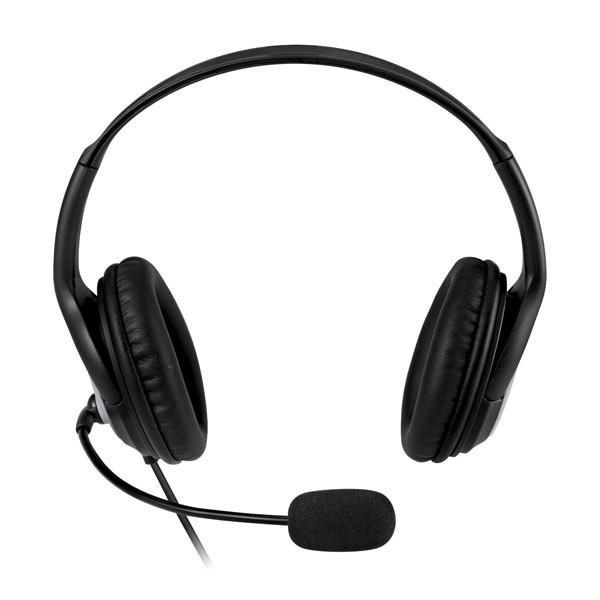 MICROSOFT LifeChat LX-3000, Headset mit Kopfbügel, Mikrofon mit Rauschunterdrückung