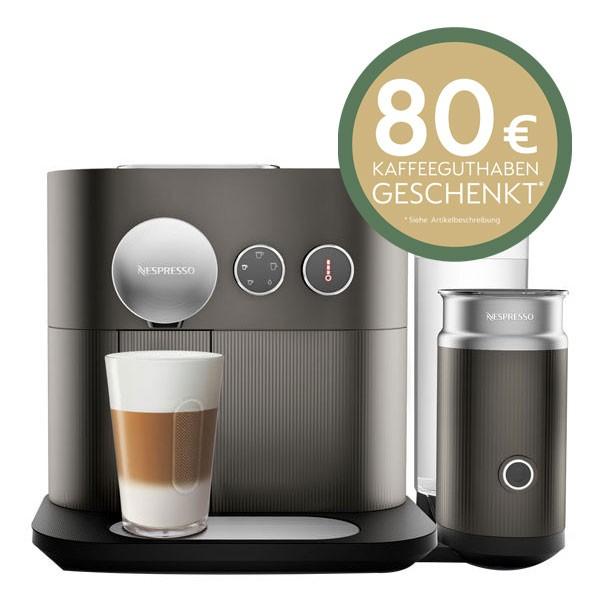 DE'LONGHI EN 355.GAE EXPERT&MILK Nespressoautomat anthrazit