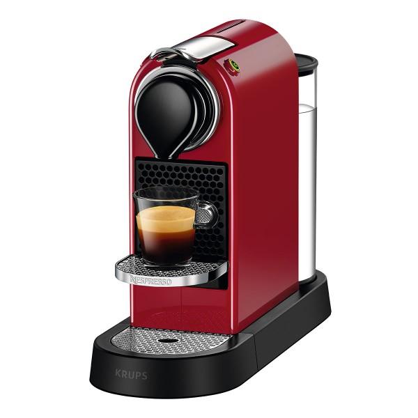 Krups XN7405 Nespresso New CitiZ Kapselautomat Nespressoautomat Welcome Pack