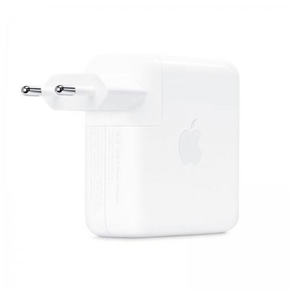 """Apple USB-C Power Adapter 61W MRW22ZM/A (Empfehlung für MacBook bis 13""""; USB C Ladekabel ist separat erhältlich:17090301537)"""