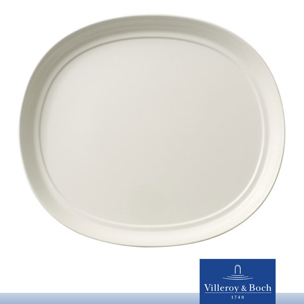 Villeroy & Boch Farmhouse Touch Serving & Baking Servierteller oval 39x34cm
