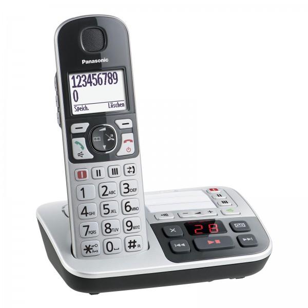 Panasonic KX-TGE 520GS silber