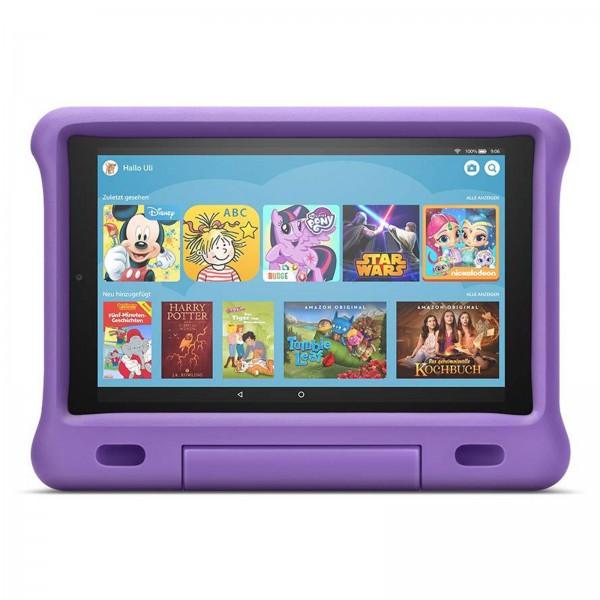 "Amazon Fire HD 10 Kids Edition Blau , Hands- Free with Alexa, 10"" Full-HD Display, 32 GB / Blue K"