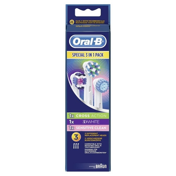 Braun Oral-B Multi Pack