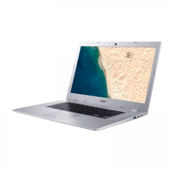 "Acer Chromebook 15 (CB315-2H-4451) silber/ A4-9120C / 4GB / 64 GB / Radeon R4 / 15,6"" HD (matt) / Go"