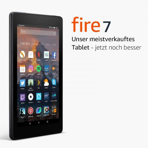 "Amazon Fire 7"" 16GB with Alexa / special offers"