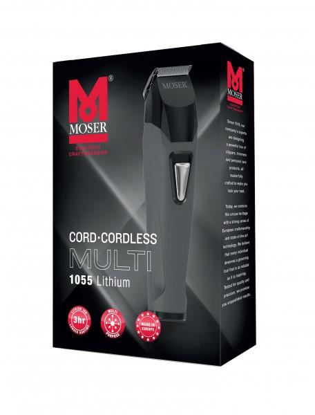 MOSER 1055-0460  MULT GROOMING