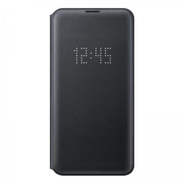 Samsung EF-NG970 LED View Cover für Galaxy S10e schwarz