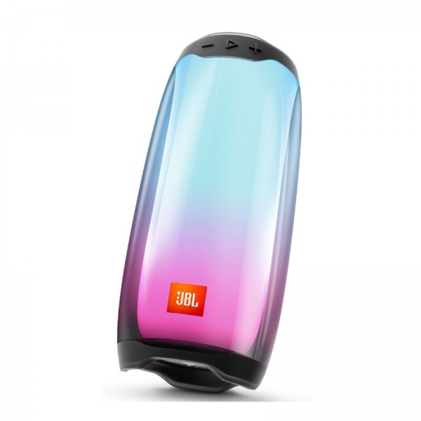 JBL Pulse 4 Mobiler Bluetooth Lautsprecher Wireless Speaker Wasserdicht 360° Lichtshow LED App