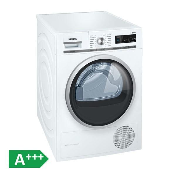 Siemens WT47W570EX iQ700 Wäschetrockner weiß