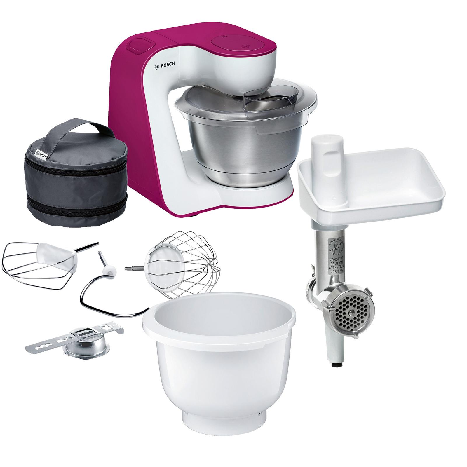 Bosch MUZ5BS1 Küchenmaschine Lifestyle Set BakingSensation