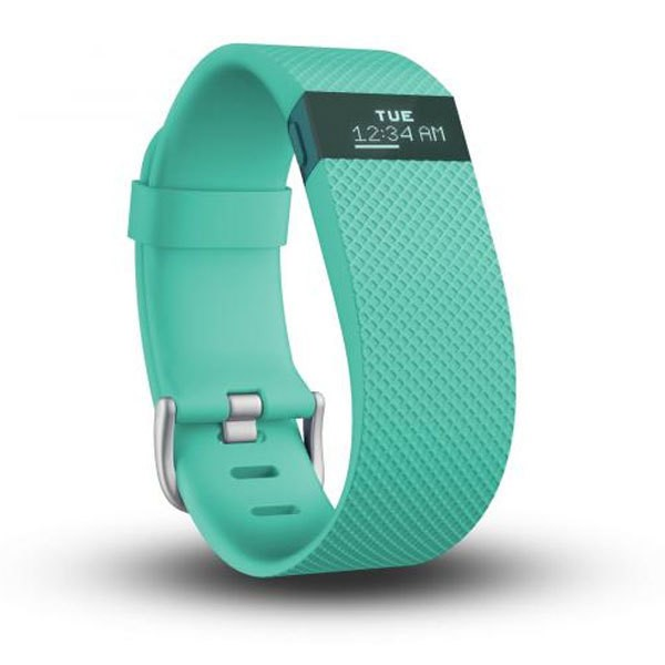 Fitbit Charge HR Fitness-Tracker Large