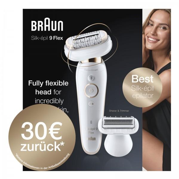 Braun Silk-epil SES 9002 3D Single Epilierer
