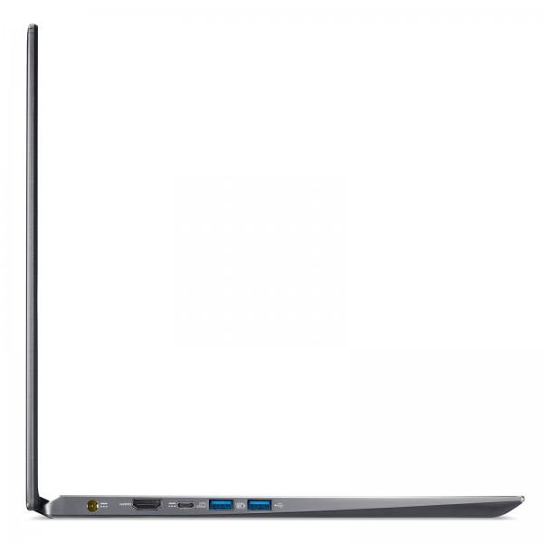 Acer SPIN 5 (SP515-51GN-864J) Alu-Unibody steel gray / i7-8550U / 8GB / 512SSD + 1TB / GF GTX1050 /