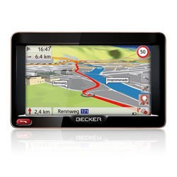 Becker Ready 50 Navigation 44 Länder 12,7cm Touchscreen