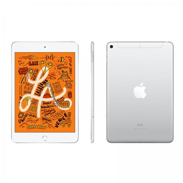 Apple iPad mini 7.9 Inch (2019) 64 GB Silber Wi-Fi / MUQX2FD/A