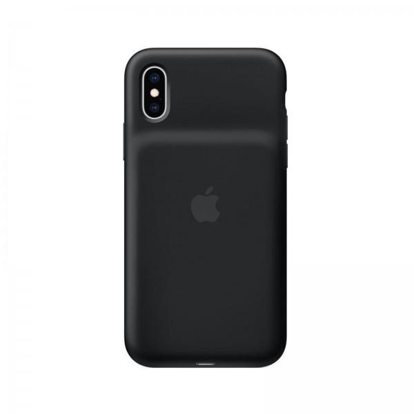 Apple iPhone XS Smart Battery Case schwarz