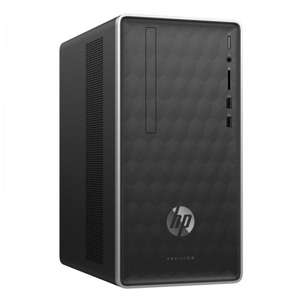 HP Pavilion 590-p0381ng ash silver/ i5-9400 / 8GB / 128GB SSD + 1TB HDD / Nvidia GTX 1050-2GB / Win10