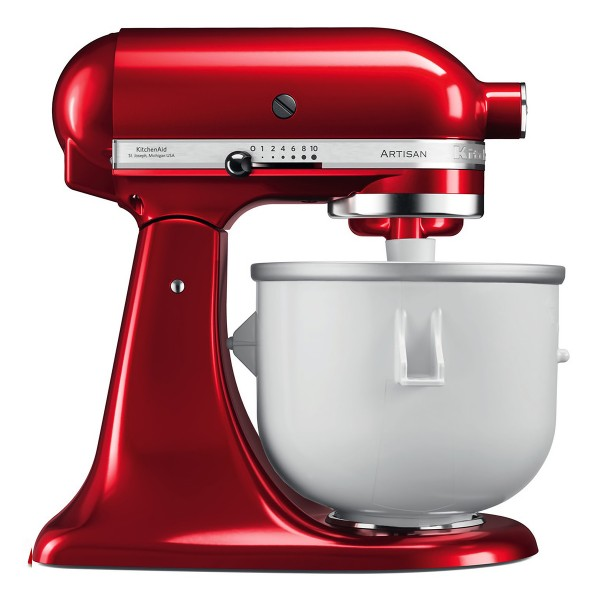KitchenAid 5KSM125 Icecream Bundle