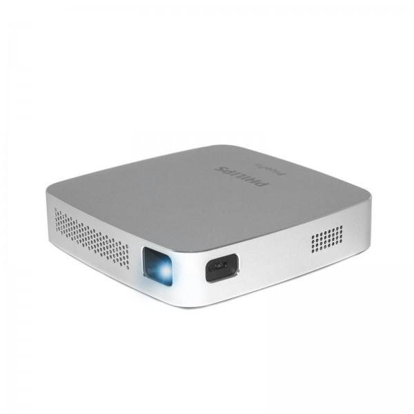 Philips PicoPix Go inklusive Miracast, IOS Airplay, Akku, WLAN