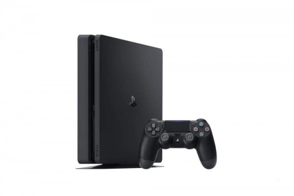 SONY Playstation 4 PS4 SLIM NEU 500 GB schwarz