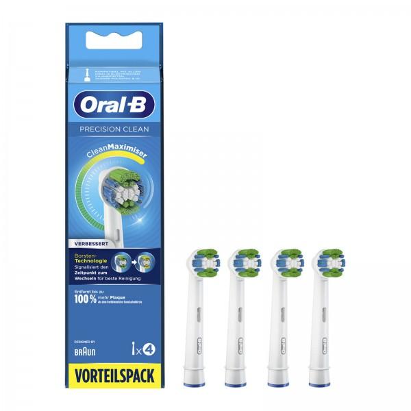 Braun Oral-B Precion Clean 4er CleanMaximizer Aufsteckbürsten
