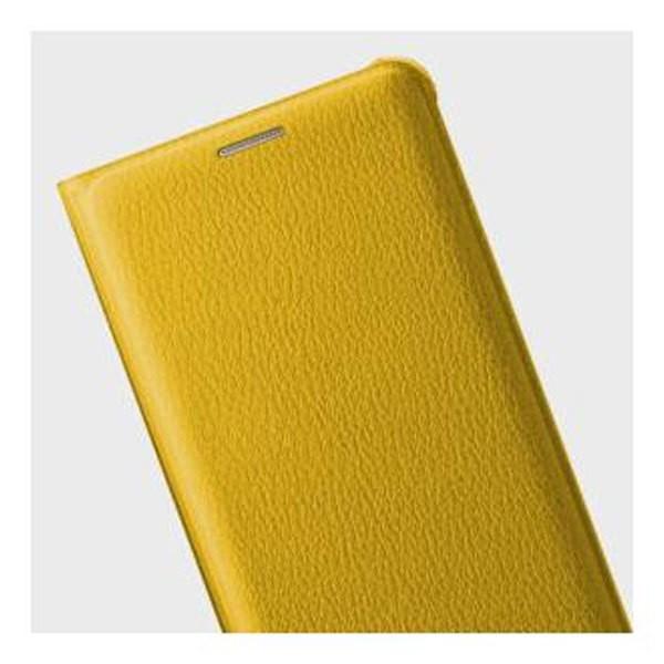 Samsung EF-FA320 Flip Wallet für Galaxy A3 (2017) gold