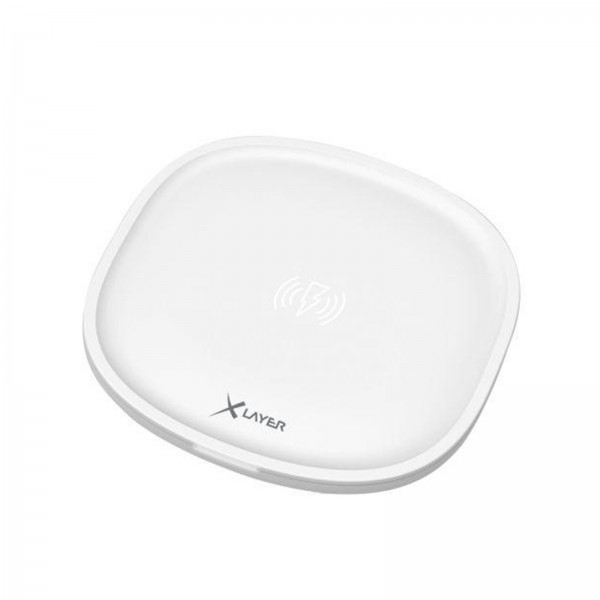 XLayer Wireless Charger Family Single weiß