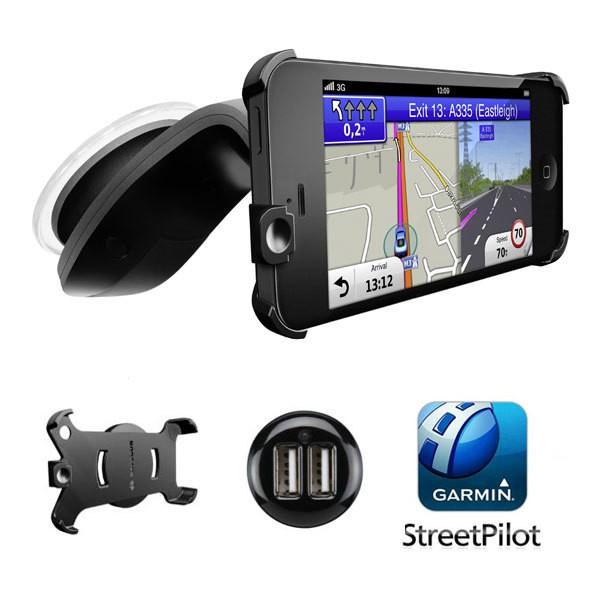 Gutscheincode für Garmin Street Pilot IOS iPhone iPad Navigation App West Europa