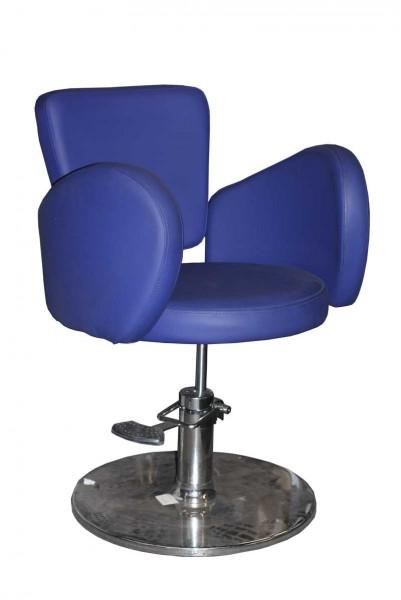 EINZELSTÜCK 1367 Friseurstuhl Figaro CESANO blau B2 0221