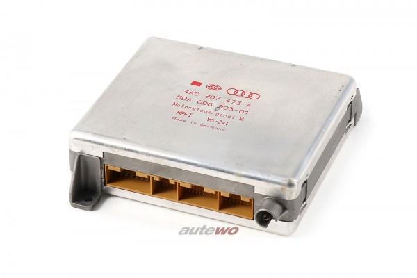 Audi 80 B4/100/A6 C4 2.6l 150PS ABC/ACZ Motorsteuergerät 4A0907473A