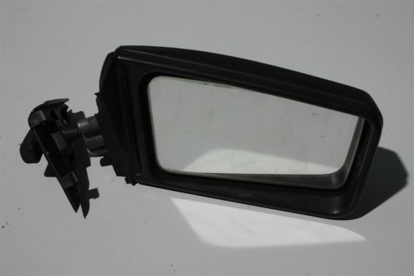 Audi 80/90 Typ 81/85 Außenspiegel Rechts BFS Plastik grau 811857502H