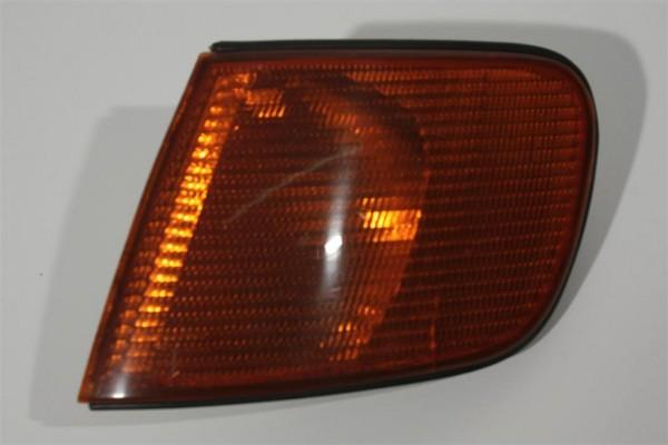 Audi 100 C4 Blinker vorne Links gelb 4A0953049