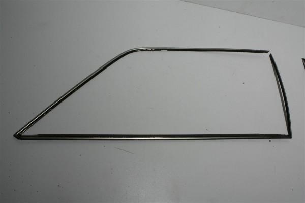 Audi Typ 81/85 Coupe Zierleisten Fensterumrandung Tür Vorne Links