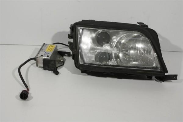 Audi A6 C4 XENON-Scheinwerfer + Steuergerät & Brenner vorne rechts 4A0941004BE