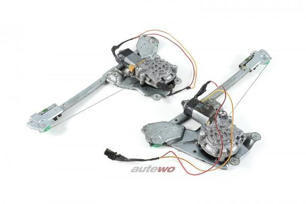4A0839397A/4A0839398A Audi 100/S4/A6 C4 Set Fensterheber mit Motoren Hinten