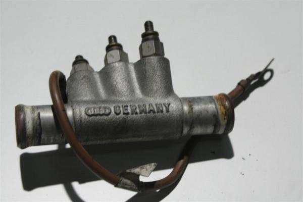 Audi 80 B4 1.9l 1Z Temperaturgeber + Stutzen 8A0819497