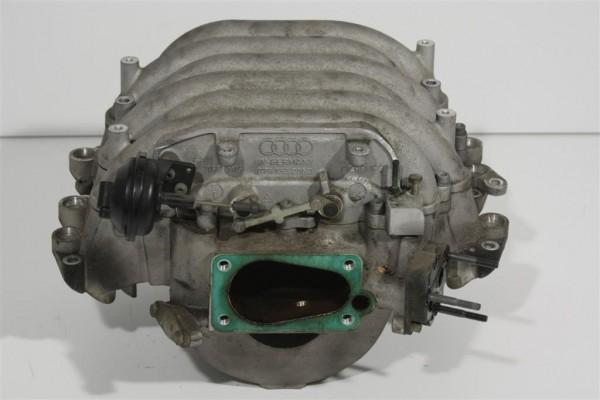 Audi 80 B4/100/A6 C4/A8 D2 2.8l AAH Ansaugbrücke 078133205D & 078133206H
