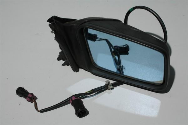 Audi 100 Typ 44 Außenspiegel Rechts BFS Plastik grau 443857502AM