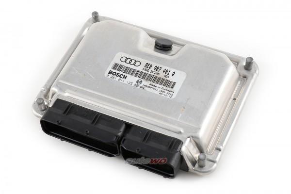 8E0907401Q Audi A4 8E/B6/Cabrio/A6/Allroad 4B 2.5l TDI BFC Motorsteuergerät