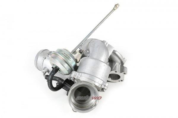 06J145701T Audi/VW A3 8P/Q3/TT 2.0l TSI Original Turbolader-Verdichtergehäuse